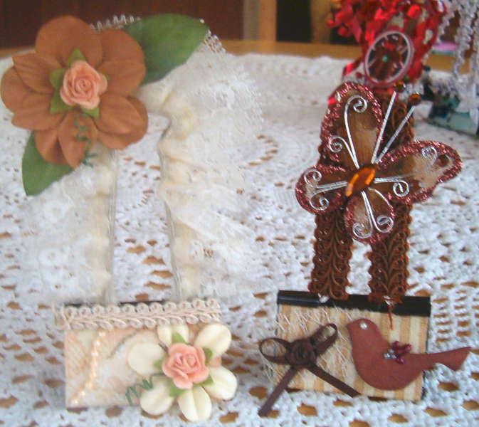 Vintage Binder clips