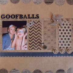 Goofballs