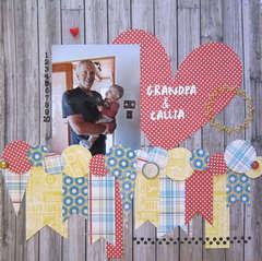 Grandpa & Callia