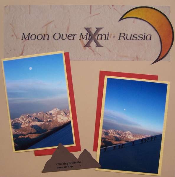 Moon Over ...Russia