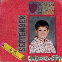 Kindergarten 2008