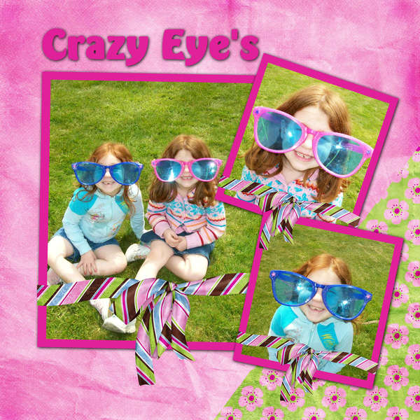 Crazy Eye's