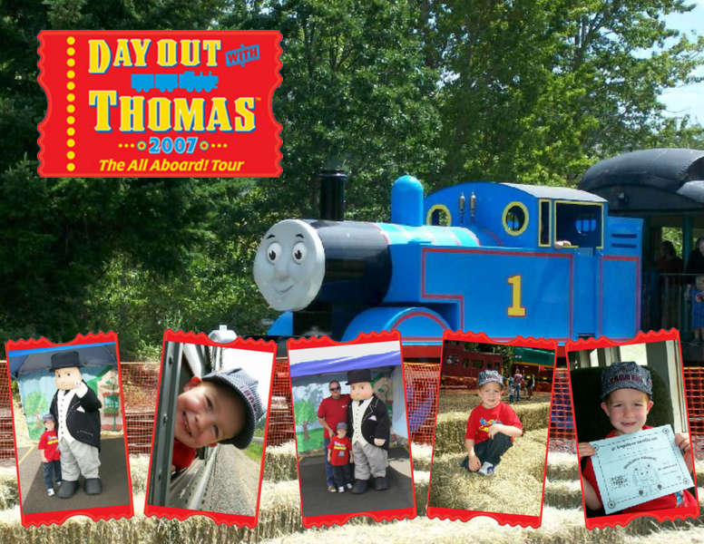 Day Out with Thomas...