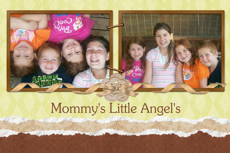 Mommy's Little Angel's...