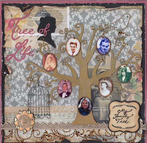 Tree of Life *Swirlydoos kit*