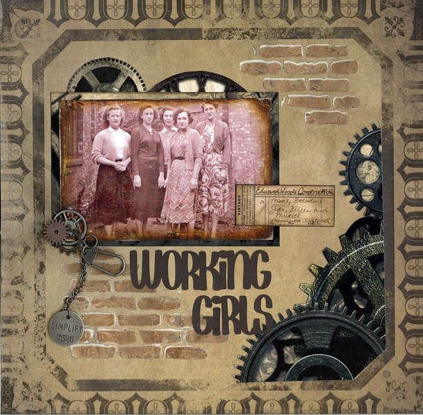 Working Girls ~ 1950