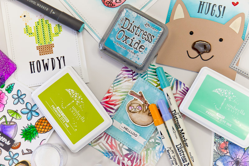 Lesson 1: The Ultimate Guide to Essential Basic Cardmaking Supplies- How to Begin Cardmaking Like a Boss with Simon Hurley
