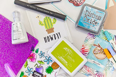 Lesson 11: Tips to Take Your New Knowledge to Get Started Today- How to Begin Cardmaking Like a Boss with Simon Hurley