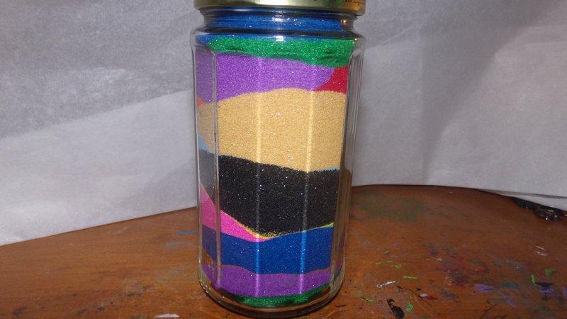 Sand Art: Side 1