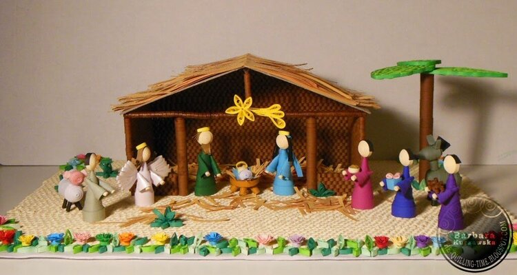 Nativity Scene (Szopka bozonarodzeniowa)