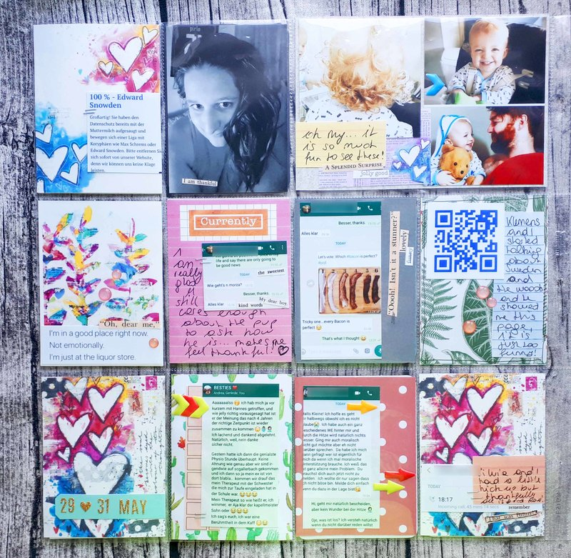 Project Life Spread