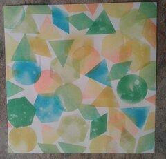 Pattern paper