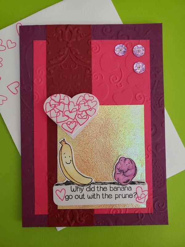 Prune Valentines Riddle