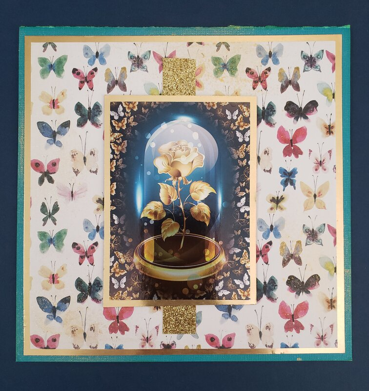 Rse Dome Card