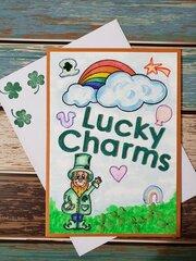 Lucky Charms Card