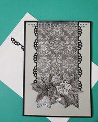 Brocade Card
