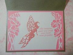 Fairy Card - inside