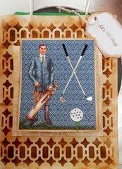 Golf Guy Card/Gift Bag