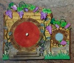 Anniversary Card - Hobbit Hole