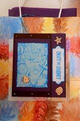 Enjoy the Journey Card/Gift Bag