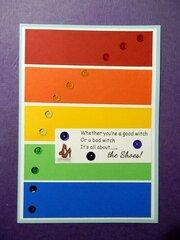 Wizard of Oz Humorous Card