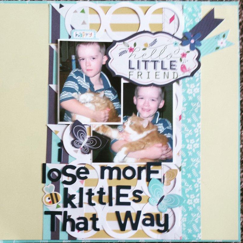 I Lose More Kitties that Way