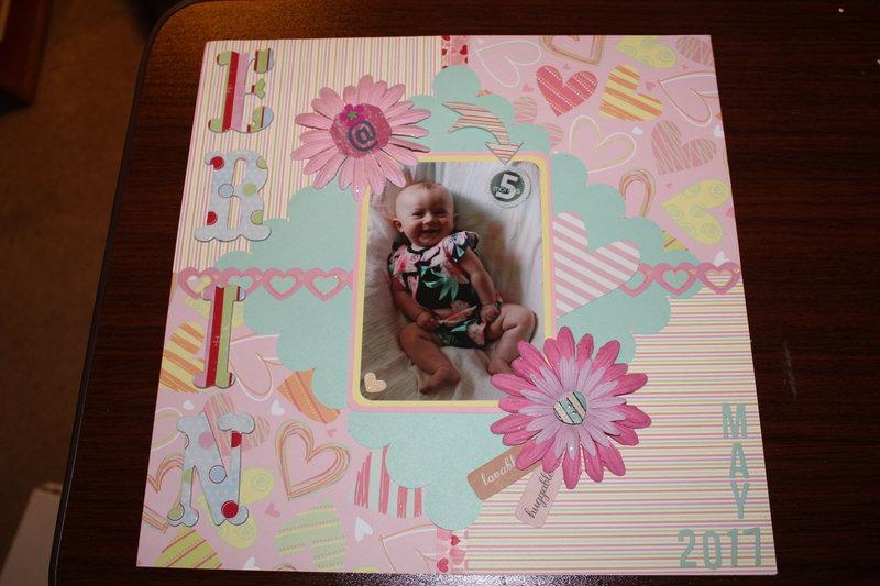 Erin @ 5 Months Old!