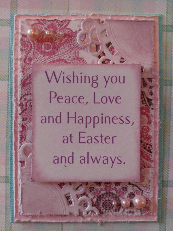 ATC for Easter Pocket Letter