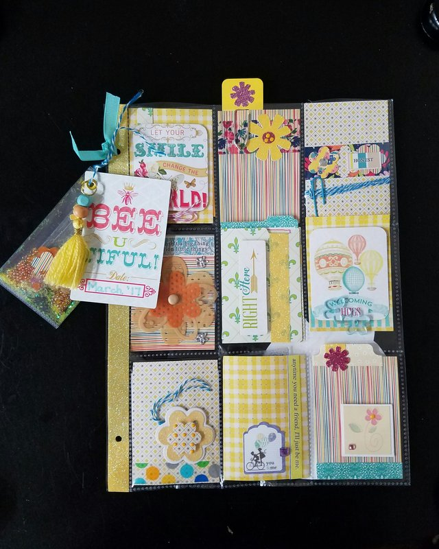 March Pocketletter