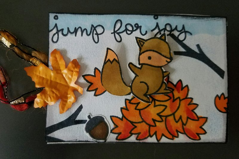 Fall: Jump For Joy