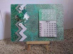 2021/2022 calendar