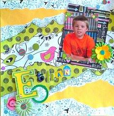 Ethan Grade 4
