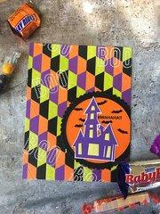 Halloween Half Hex Quilt It