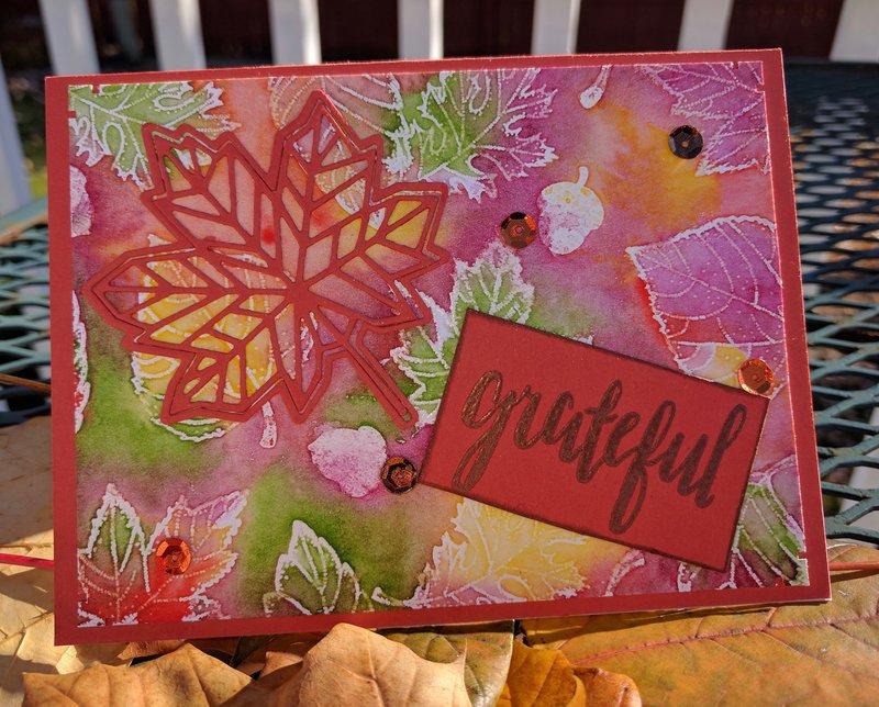 Maple Leaf Grateful