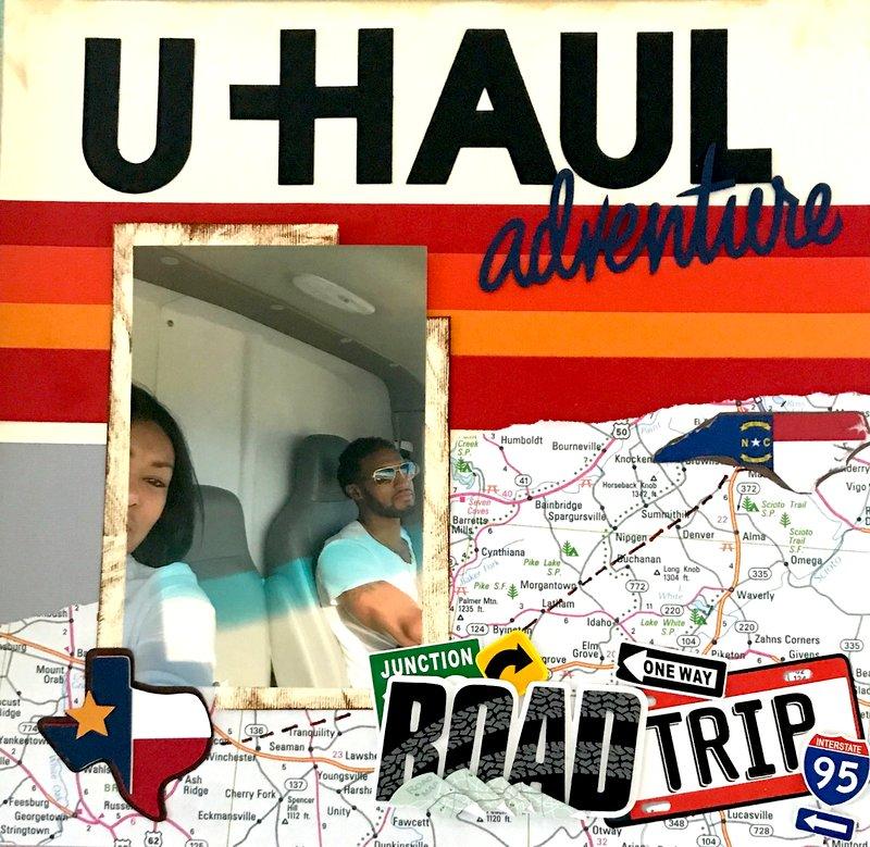 UHAUL Adventure