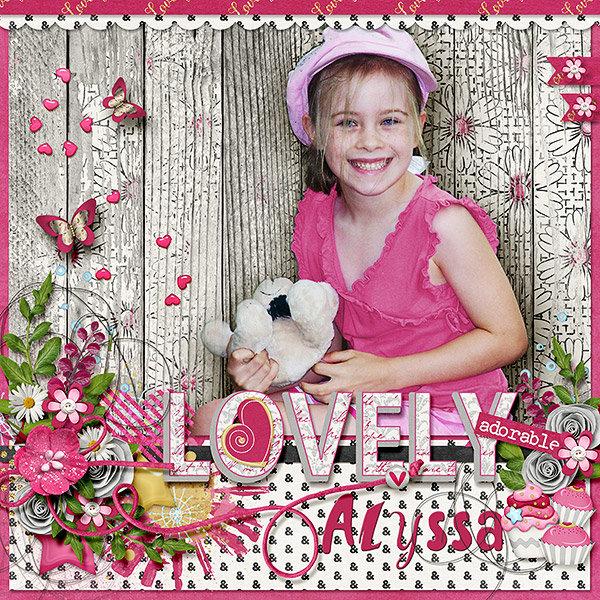 Lovely Alyssa