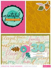 Gratitude Cover Page