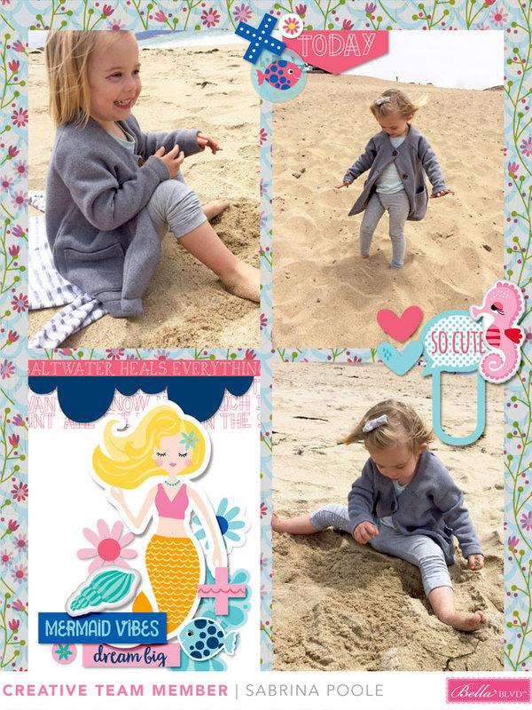 Beach Girl Right