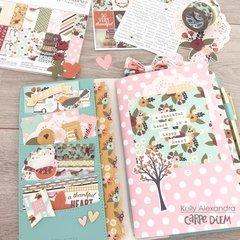 Fall travelers notebook