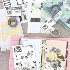 New Carpe Diem planner goodies