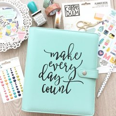 Planner Decal