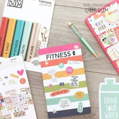 Fitness doc-it journal