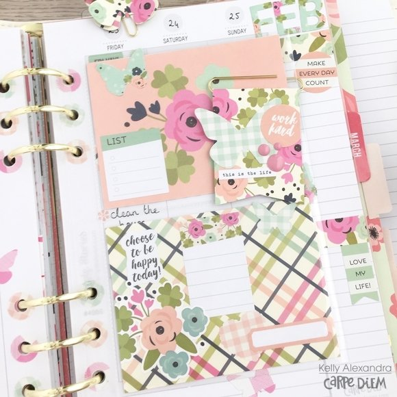 planner pocketpage