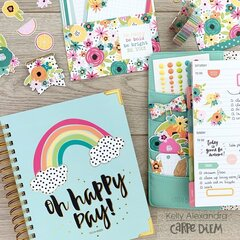 Oh happy day planner