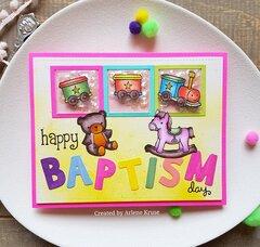 Baptism card!!
