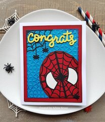 Spider-Man birthday card!!