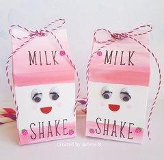 Strawberry Milkshake!!