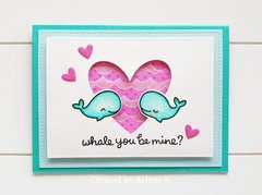 Valentine card!
