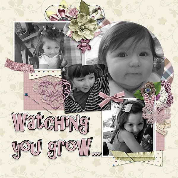 Watching you grow...