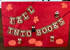 Fall into Books Banner